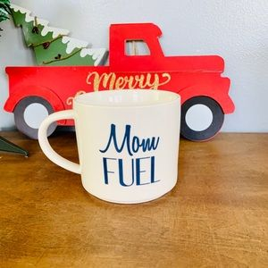 Mom Fuel Coffee Mug Threshold Porcelain